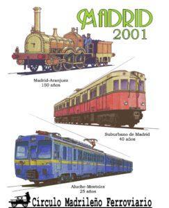 Aniversarios FC Madrid 2001