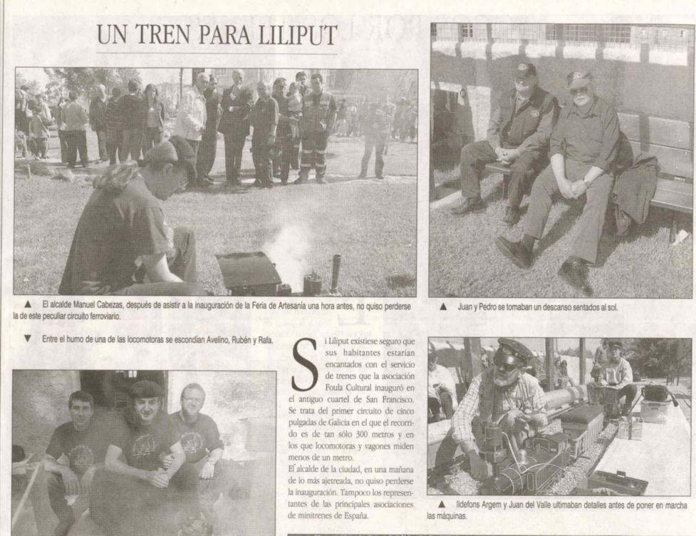 """Artículo """"La Región"""""""