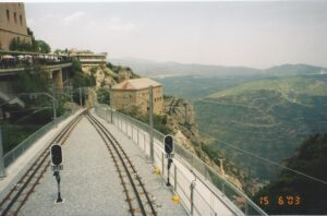 El Cremallera de Montserrat