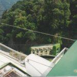El funicular de la Santa Cova