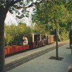 Ambiente en la estación