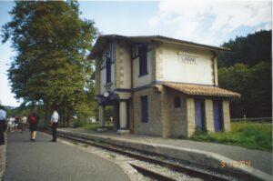 Estación de Lasao