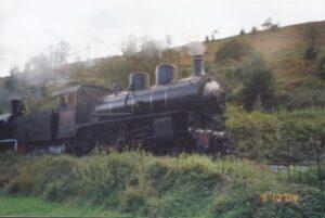 Locomotora Euzkadi