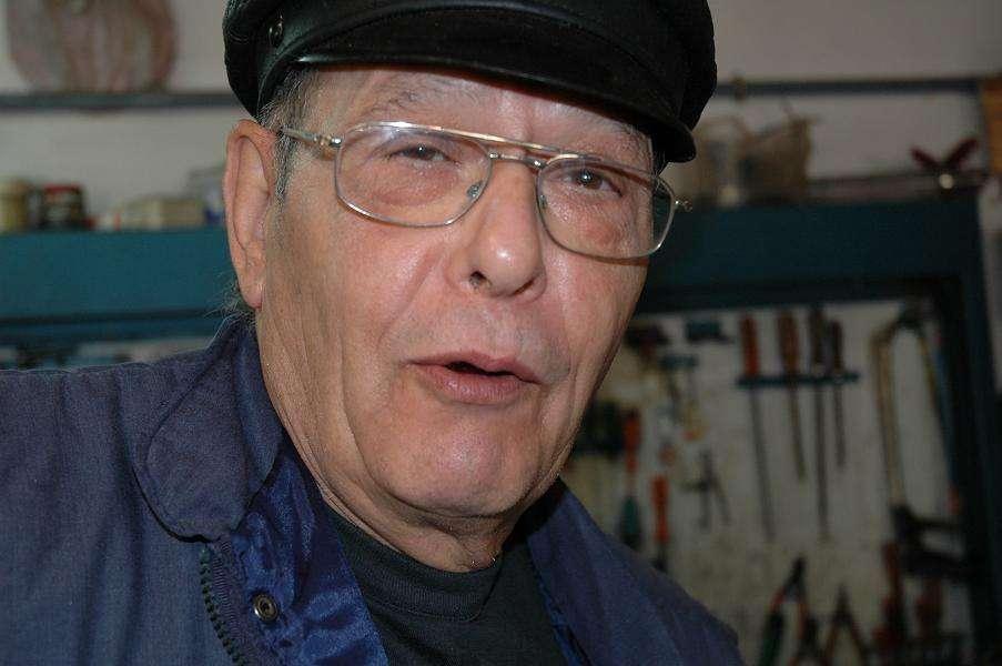 Marcel en el taller del CiMaF
