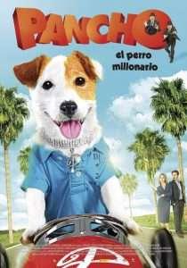 """Cartel oficial de la película """"Pancho"""""""