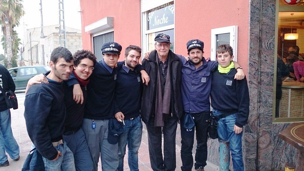 Con Marcel Fernández en Riba-Roja