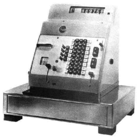 Máquina Hugin Ka23