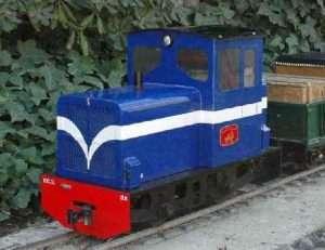Locomotora B2