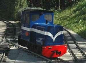 Locomotora B3 Olvido