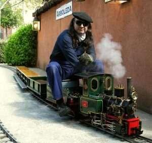 """Locomotora FCD 030-003 """"Alicia"""""""