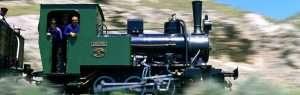 """Locomotora """"Arganda"""""""