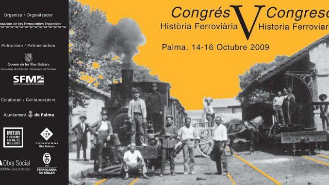 Cartel V CHF en Palma de Mallorca