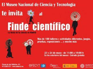 """I """"Finde científico"""" Madrid 2009"""