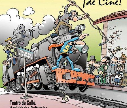 Cartel Toral en Tren 2009