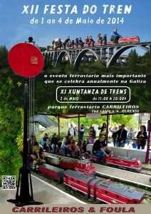 Cartel Xuntanza 2014.