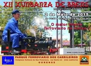 Cartel Xuntanza 2015.