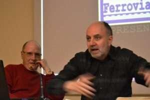 Debate sobre el vapor en el NY Central System.