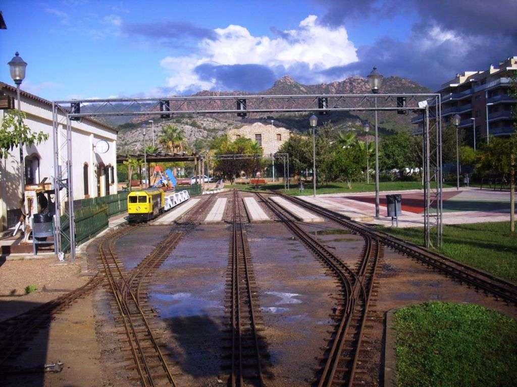 Ferrocarril de Farja (Castellón)