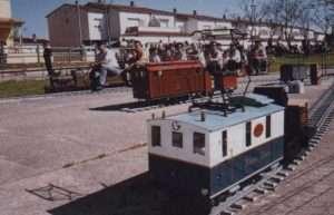 Tren del Parc de L'Estació