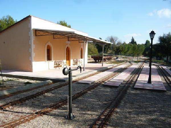 Parque Ferroviario de Marratxí