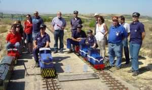 """IX Encuentro de """"El Tren de Gimileo"""""""