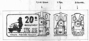 Dibujo de Gonzalo Vázquez