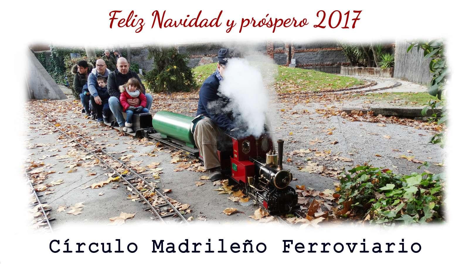 Felicitacion Navidad Cimaf 2016