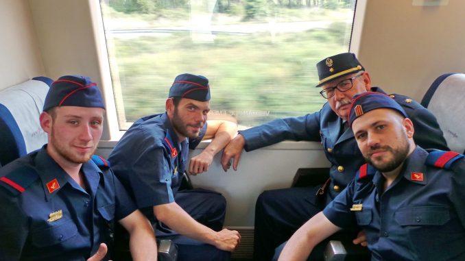 Viaje en tren a Torre del Bierzo