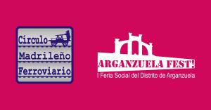 Logotipo del CiMaF. y del I ArganzuelaFest!