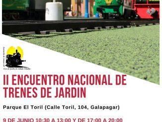 Cartel II Encuentro Nacional AATJCV