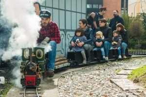 El 1 de septiembre nuestras locomotoras de vapor volverán a recorrer el Ferrocarril de las Delicias