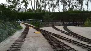 Nuevo aspecto de la estación de Túria