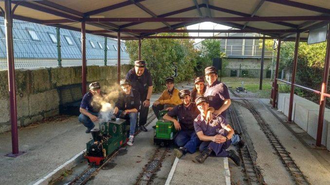 Foto de grupo en la XVI Xuntanza del FCG