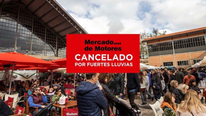 Mercado de motores cancelado