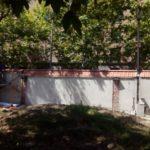 Muro de La Losilla rematado