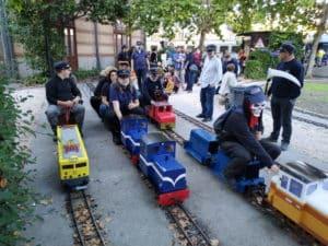 Foto del Día del Tren de 2020