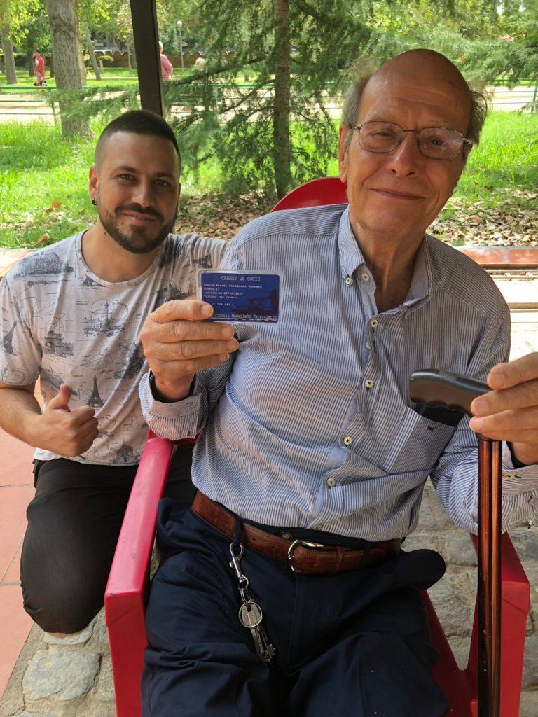 Carnet CiMaF a Marcel