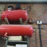 Compresor de aire y depósito auxiliar FCD