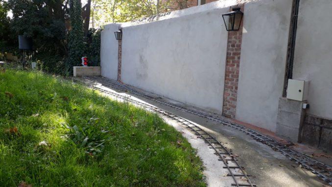 """Muro de """"La Losilla"""" ya consolidado"""
