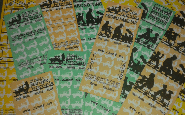 Billetes Hugin editados en 2014