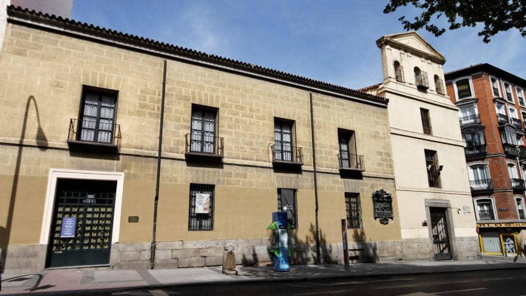 Sede de la Sociedad Cervantina, en la actualidad