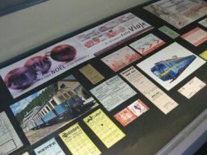 """Uno de nuestros """"Hugin"""" en la exposición """"Del Cartón al Microchip"""""""